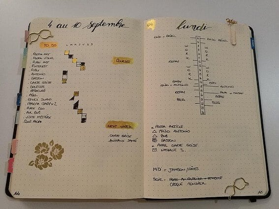 Bullet-journal-description-et-impressions