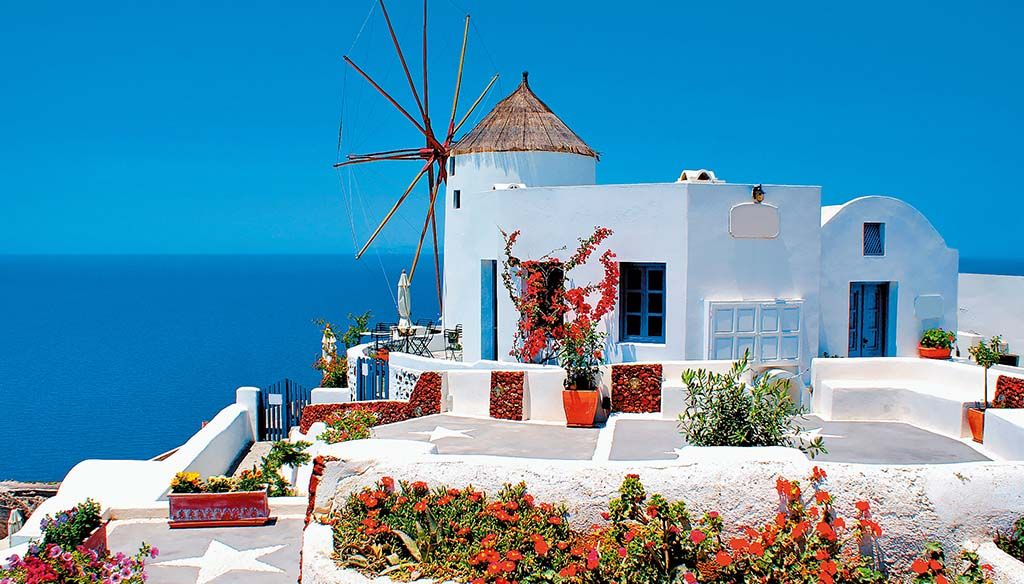 Périples dans les Cyclades, un projet et un rêve.