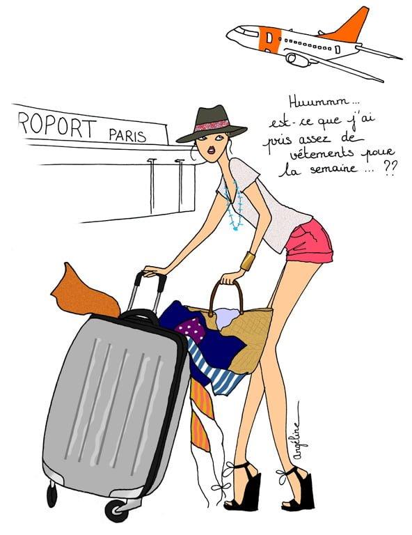 Valise-voyage-oragnisation