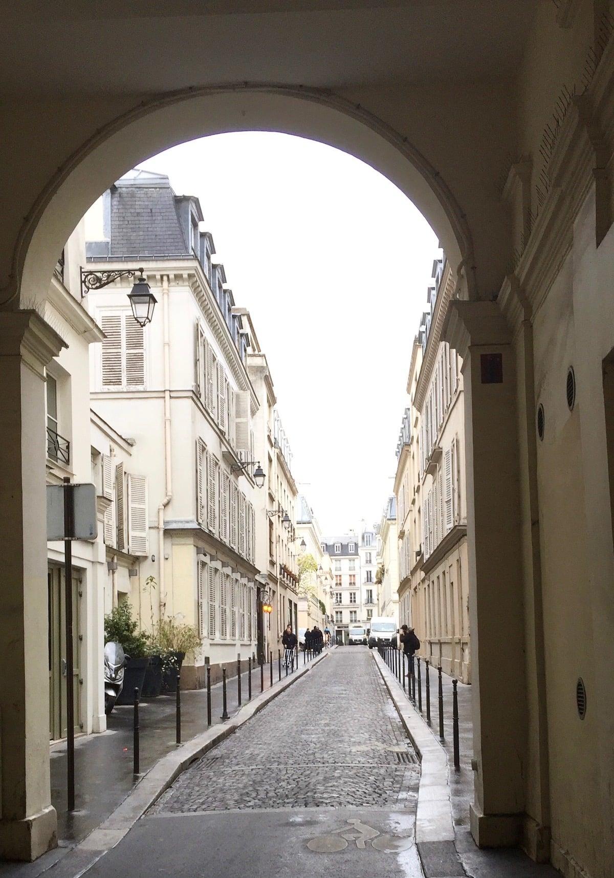 Trois jours à Paris pour assister à un evenement et découvrir la ville