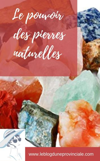 Les pierres naturelles Ebook