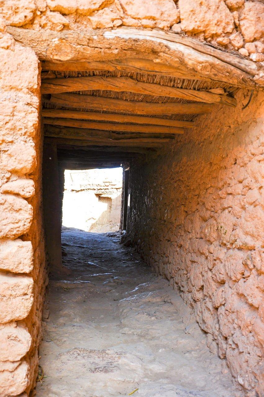 Les greniers d'Ifri