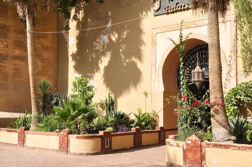 Le palais Salam