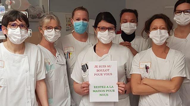 Infirmières femmes