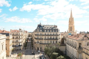 Centre ville de Montpellier