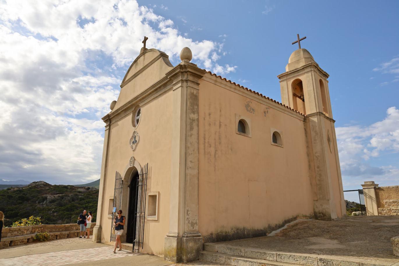 Notre Dame de la Serra en Balagne