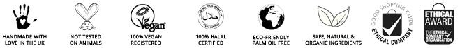 Le certificazioni PHB Ethical Beauty, maschera per capelli