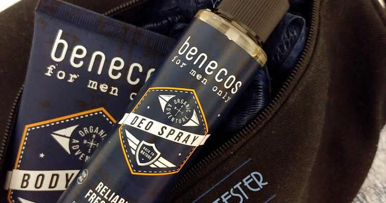 For men only Deo spray - Benecos [Zio Tester] Low Cost