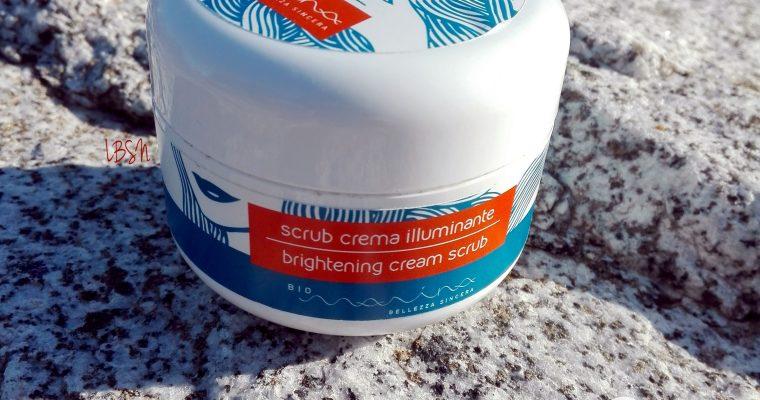 Scrub Crema Illuminante - Bio Marina