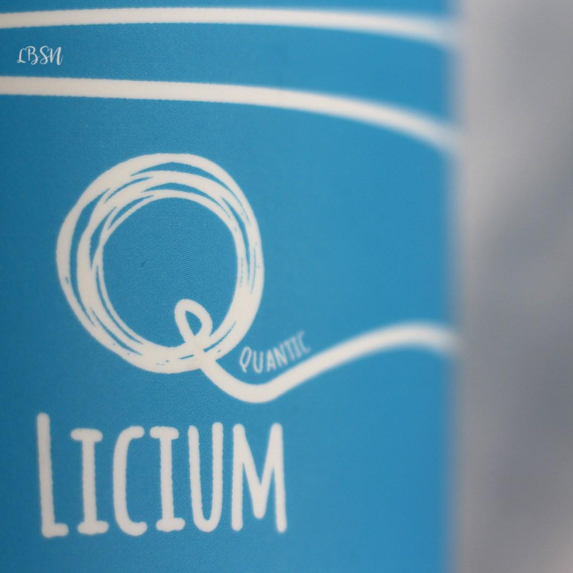 Detergente purificante, riequilibrante e intimo - Quantic Licium