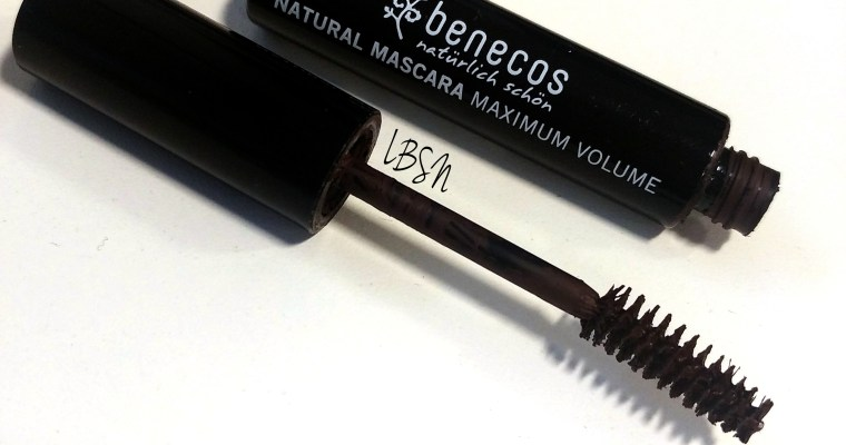 Natural Mascara Maximum Volume Smooth - Benecos