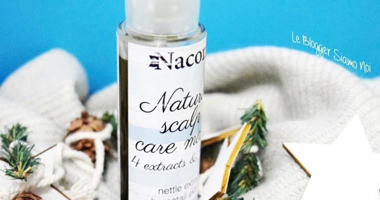 Maschera naturale per la cute 4 oli 4 estratti - Nacomi