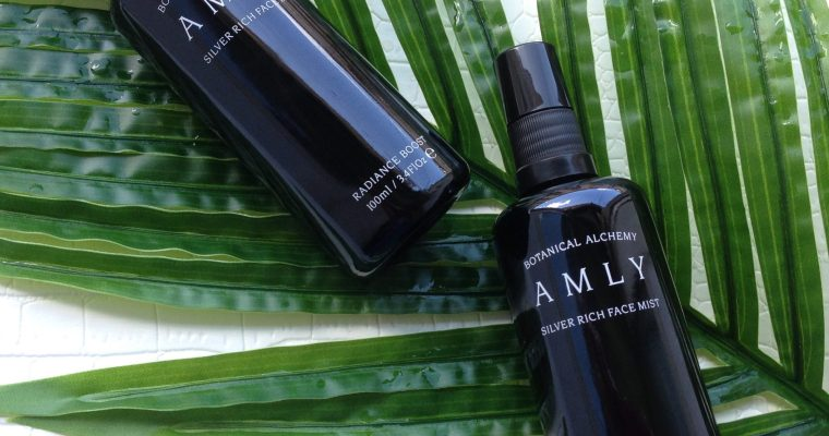 Radiance face boost mist – Amly