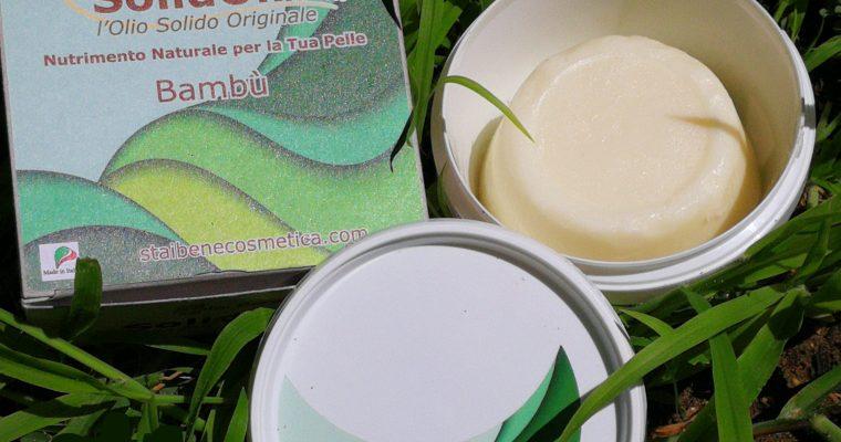 Solidolio Bio Bamboo - Stai Bene Cosmetica