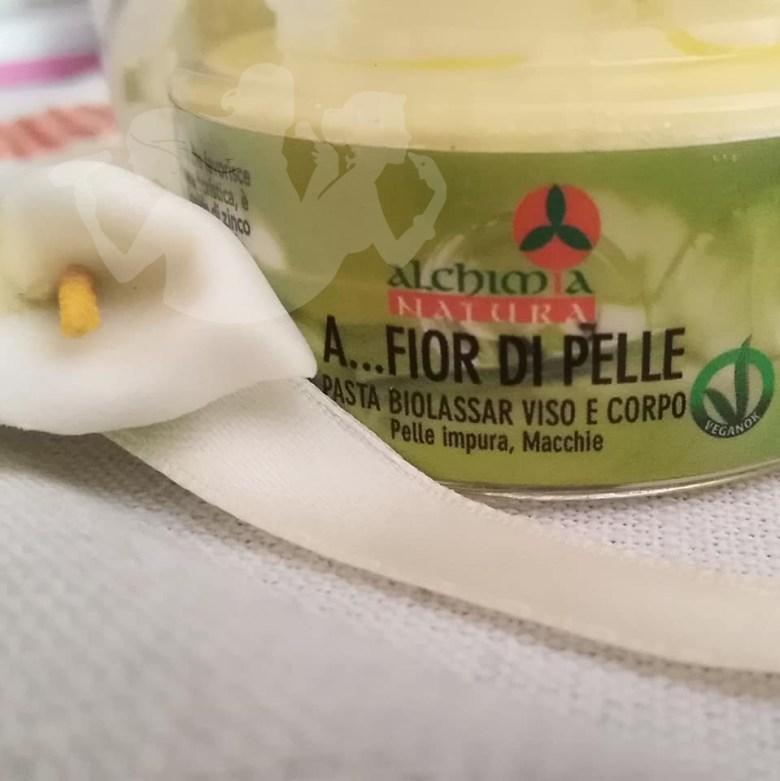 "Pasta Biolassar ""A fior… di pelle"" - Alchimia Natura [Cream Over]"