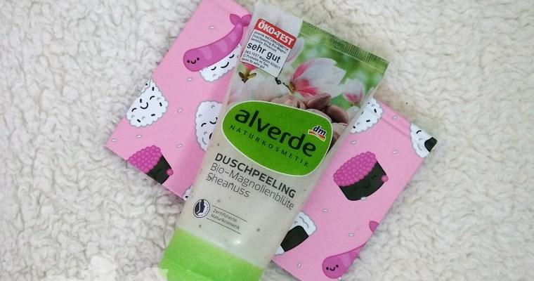 Peeling doccia ai fiori di magnolia - Alverde
