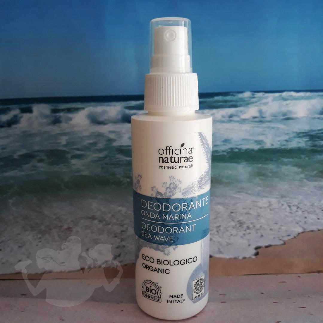 Deodorante Onda Marina – Officina Naturae