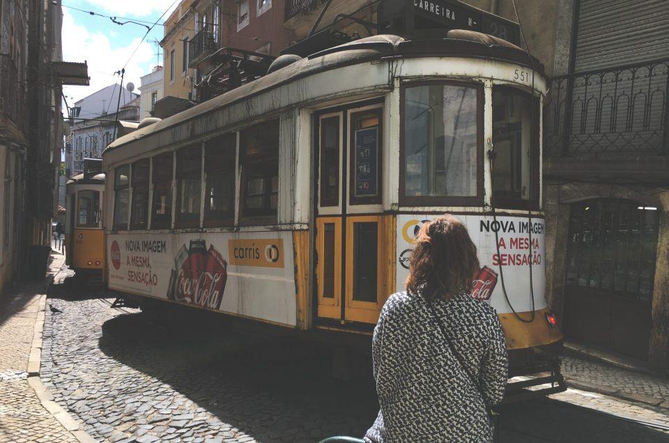 Lisbonne – L'incontournable tram 28
