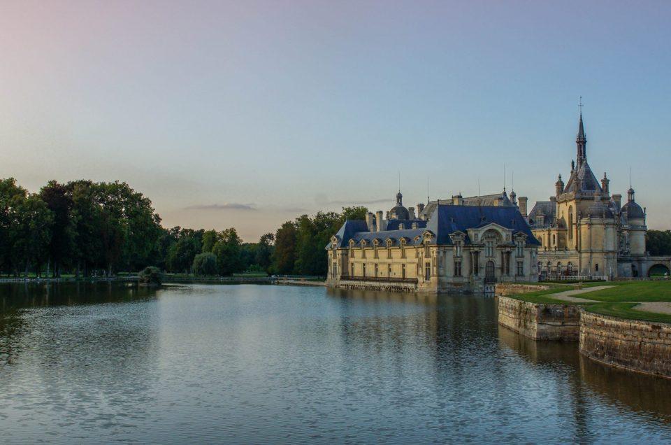 Week-end châteaux & détente à Chantilly