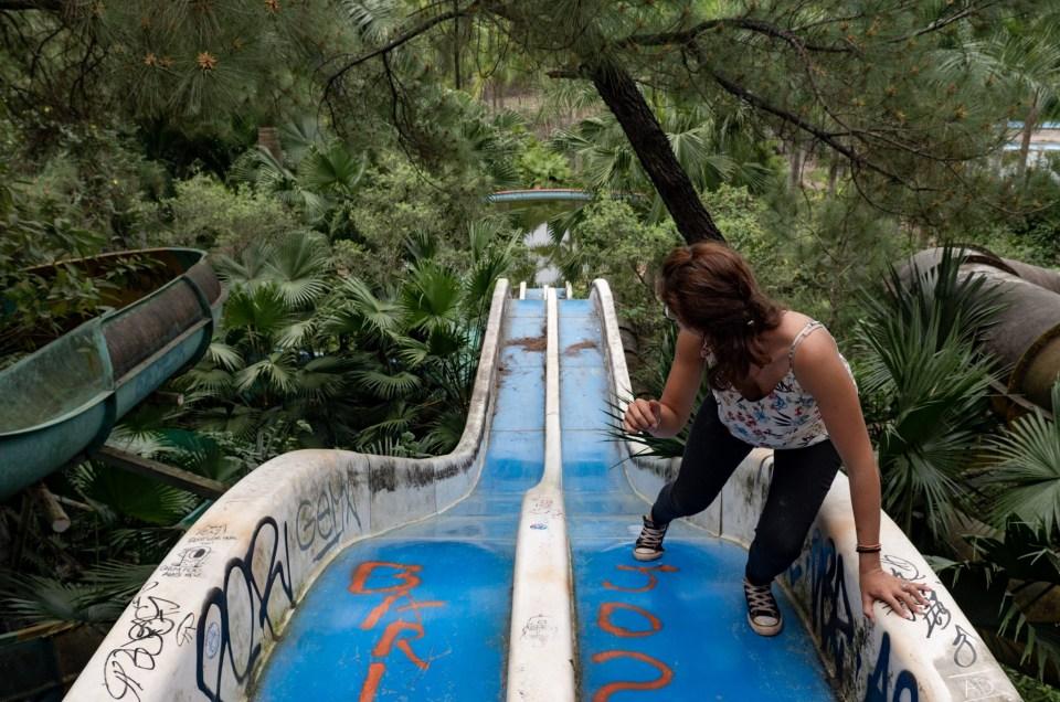 Vietnam – Hué ou la visite insolite d'un parc aquatique abandonné