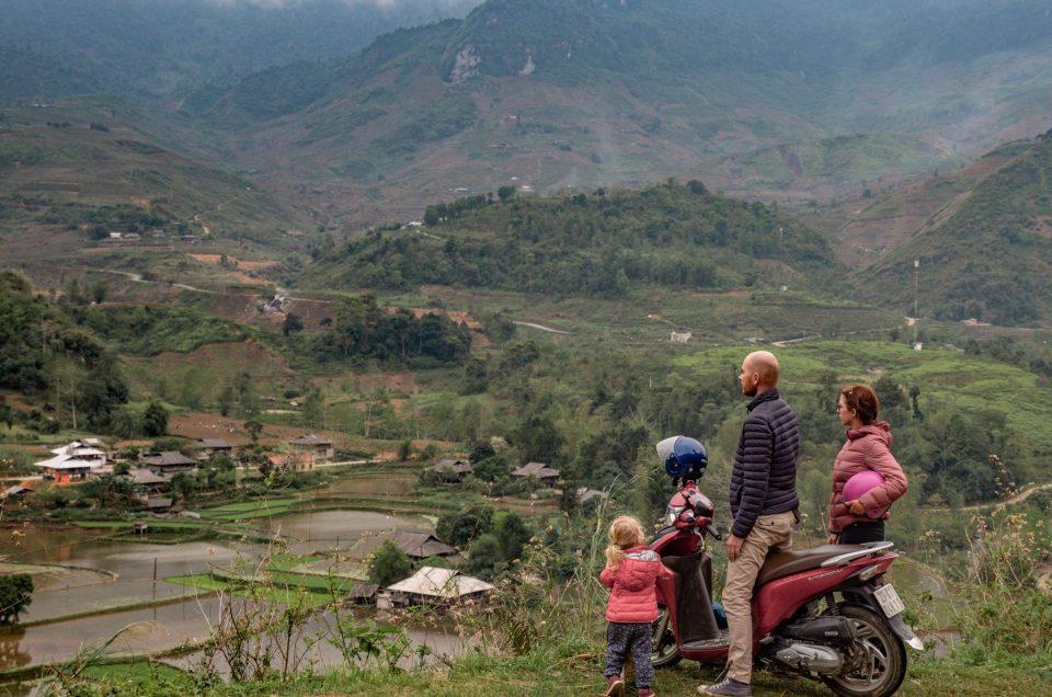 Vietnam – Ha Giang & la boucle à moto dans le Nord (avec carte)