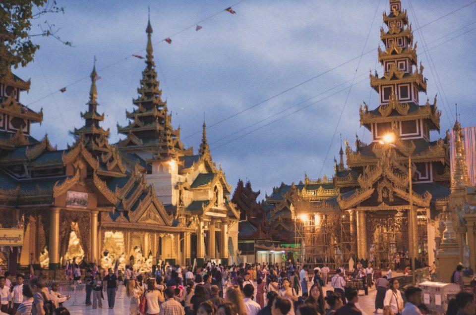 Myanmar - Que faire à Yangon en 3 jours?