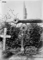 La Grande Guerre est une période phare dans la construction de l'identité de l'aviateur, jusque dans le mort.