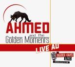Ahmed & The Golden Moments - Live au Blues Café