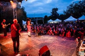 Kyla Brox @ 4ème Blues Party, Les Jardins du Millenium, l'Isle d'Abeau (France), 04.06.2016. (c) Christophe Losberger