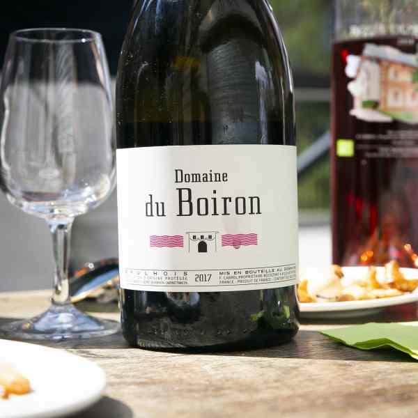 Domaine du Boiron 2017