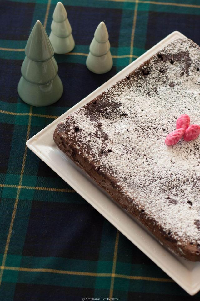 Brownie aux pralines