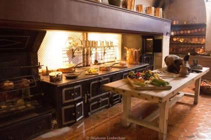 Les cuisines de Vatel