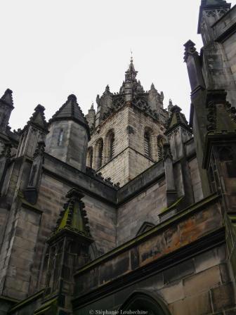 Edimbourg - Cathédrale Saint Gilles