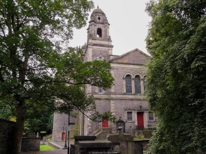 Edimbourg - Eglise Saint Cuthberg