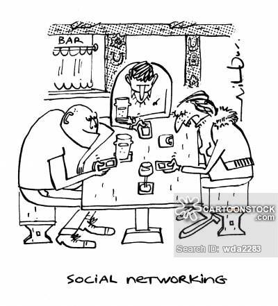 HOW SOCIAL IS SOCIAL MEDIA?