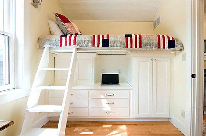les avantages d un lit mezzanine
