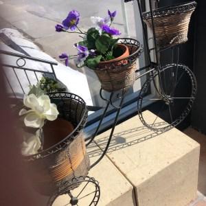 Vélo patio