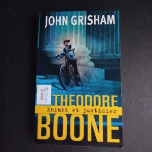 Théodore Boone : enfant et justicier
