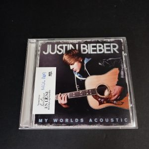 Justin Bieber : my worlds acoustic
