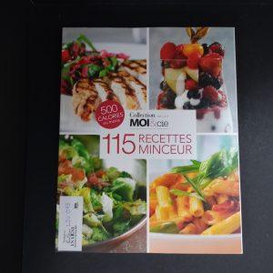 115 recettes minceur, vol. 1, no. 3
