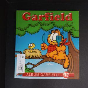 Garfield, no 27