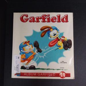 Garfield, no 19