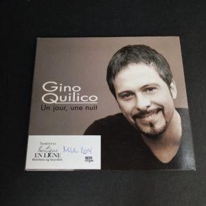 Gino Quilico : un jour, une nuit