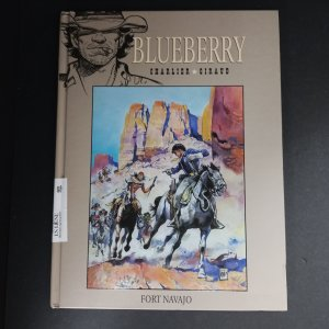 Blueberry : fort Navajo
