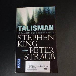 Le talisman des territoires, tome 1 : talisman