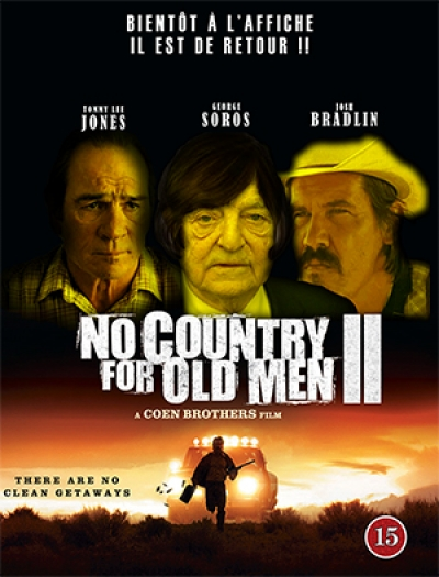 Non Ce Pays N'est Pas Pour Le Vieil Homme : n'est, vieil, homme, N'est, Vieil, Homme