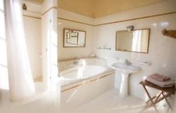 la salle de bain Galet
