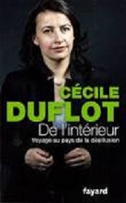 Bordel la fille de Cécile Duflot s'appelle Térébentine sur