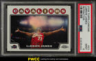 2008 Topps Chrome Refractor LeBron James #23 PSA 9 MINT (PWCC)