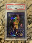 Lebron James 2018-19 Optic Purple Refractor PSA 10. POP 9 🔥🔥🔥🔥